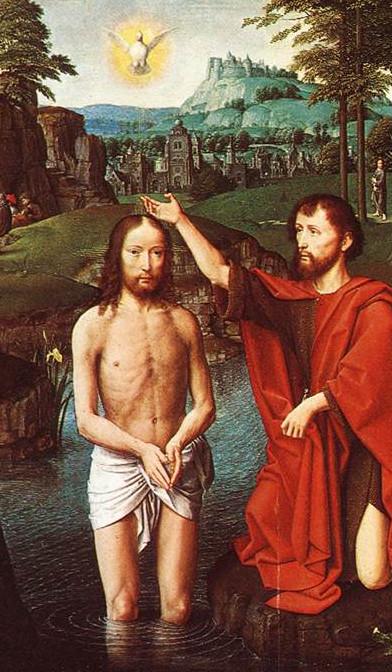 Taufe des Herrn